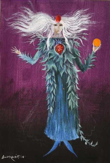 , 'La virgen de las naranjas,' , Pablo Goebel Fine Arts