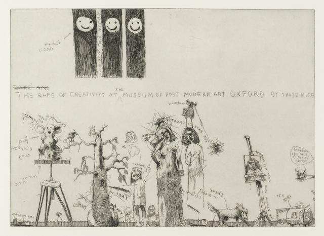 Jake & Dinos Chapman, 'The Rape of Creativity', 2003, Forum Auctions