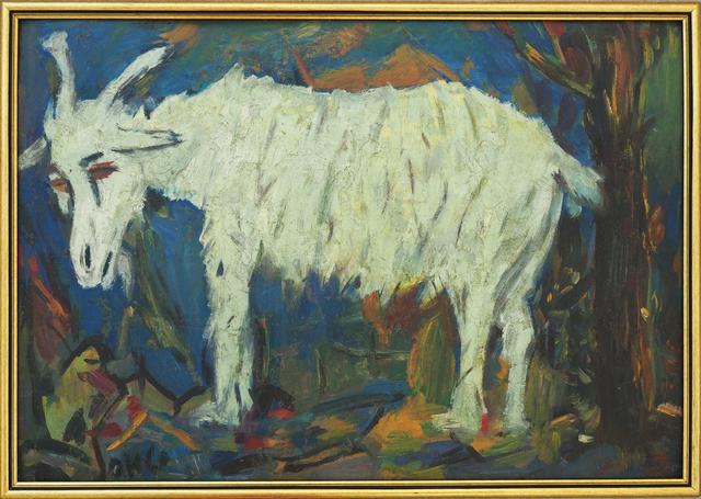 , 'Chevre ,' ca. 1960, Bruno Art Group