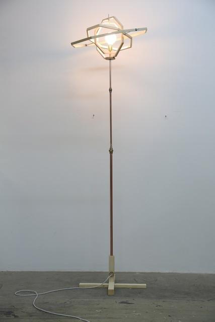 , 'Weisser Zwerg,'  2013, Galería Heinrich Ehrhardt