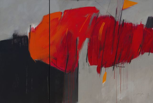 , 'Separated Land #9,' , Bill Lowe Gallery