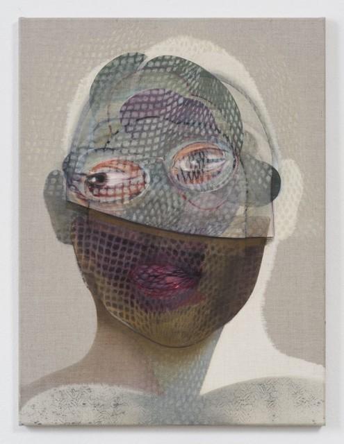 , 'Kopf #6,' 2018, Gallery Sofie Van de Velde