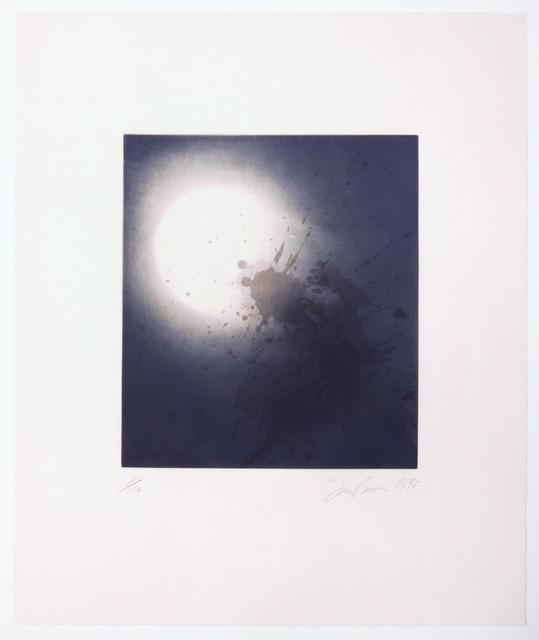 , 'Untitled (Moonrise) print #1,' 1998, KOKI ARTS