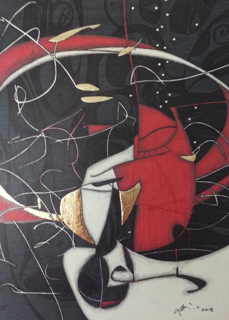 , 'Split personality ,' 2017, Lotus Art Gallery
