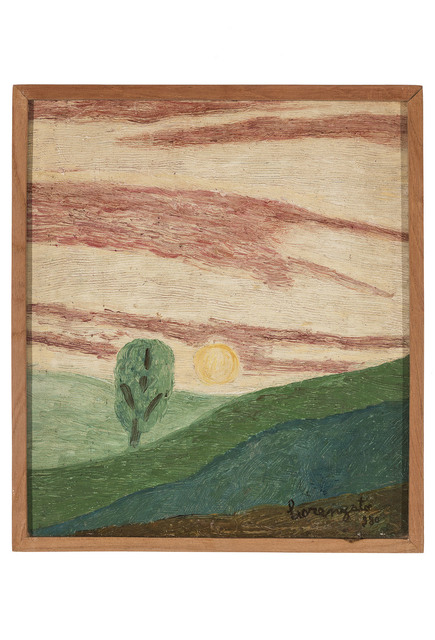 , 'Sunset,' 1980, Bergamin & Gomide