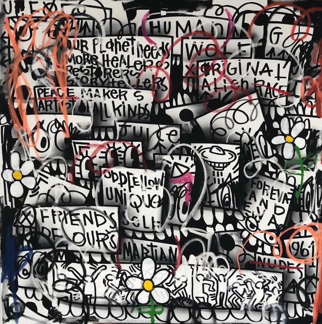 , 'Dancing Keith,' , Art Angels
