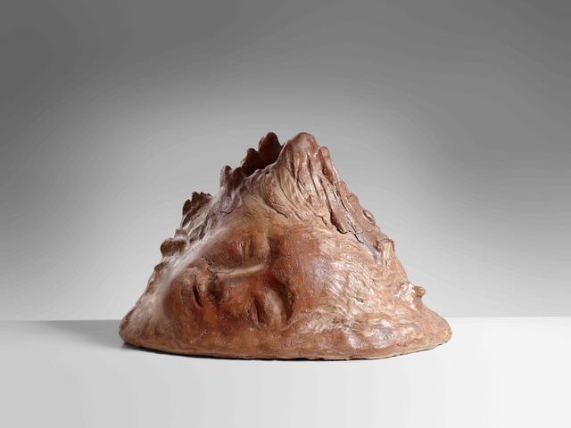 , 'Fuji-Face,' 2012, KEWENIG