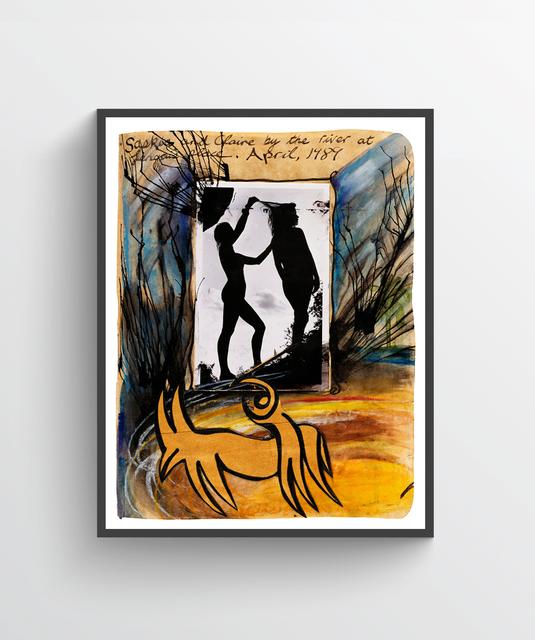 , 'By the River,' 2017, Trotta-Bono Contemporary