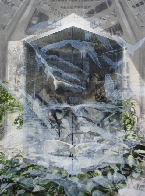 , 'Nature Museum 3,' 2015, Christina Parker Gallery