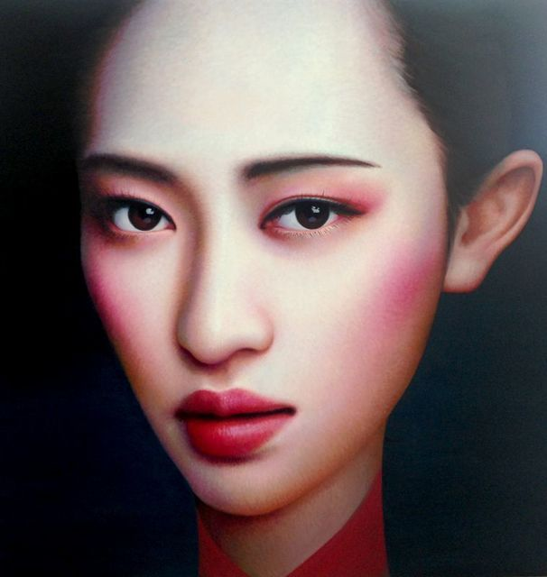 Zhang Xiang Min, 'Shadow of Acuteness', Ode to Art