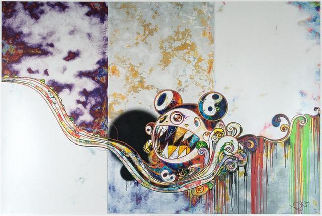 Takashi Murakami, '772 x 772', 2015, Hang-Up Gallery