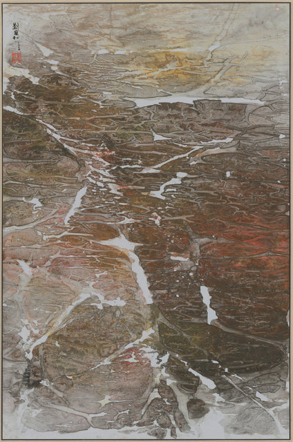, 'Sound of Melting Snow - Tibetan Suite Series No.57,' 2004, Capital Art Center