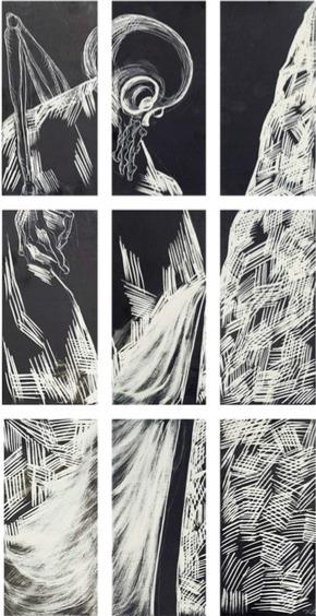 , 'Look upon,' 2016, Galerie Liusa Wang