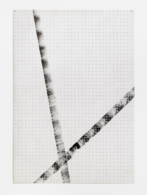 , 'Kreuzung,' 2014, Clages