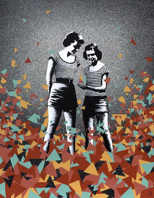 , 'Cosmic Flotsam,' 2016, Spoke Art