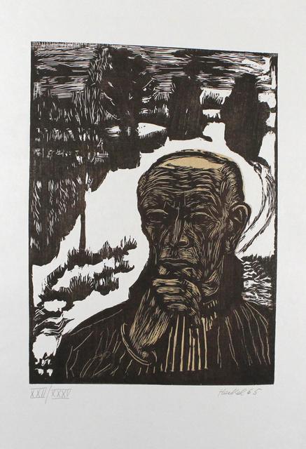, 'Bildnis,' 1965, Sylvan Cole Gallery