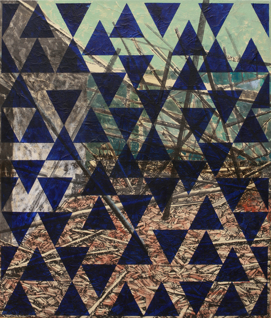 , 'Since 1983 IV,' 2016, Saskia Fernando Gallery