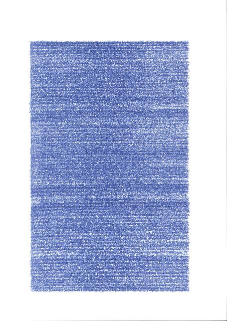 , 'Anne Carson, Short Talks 1,' 2017, Kalfayan Galleries