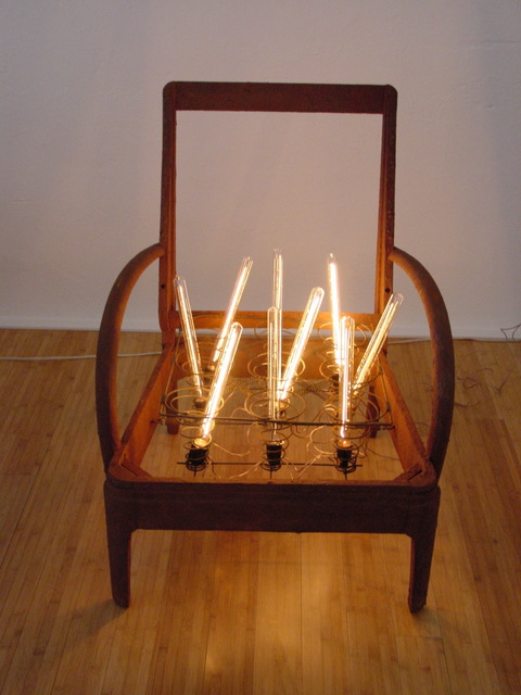 , 'Easy Chair ,' 2003, InLiquid