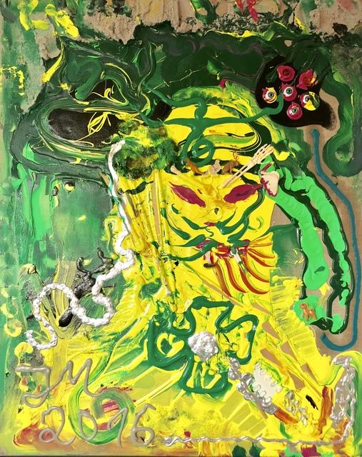 Jonathan Meese, 'Untitled', 2016, Stockinger Art Advisory