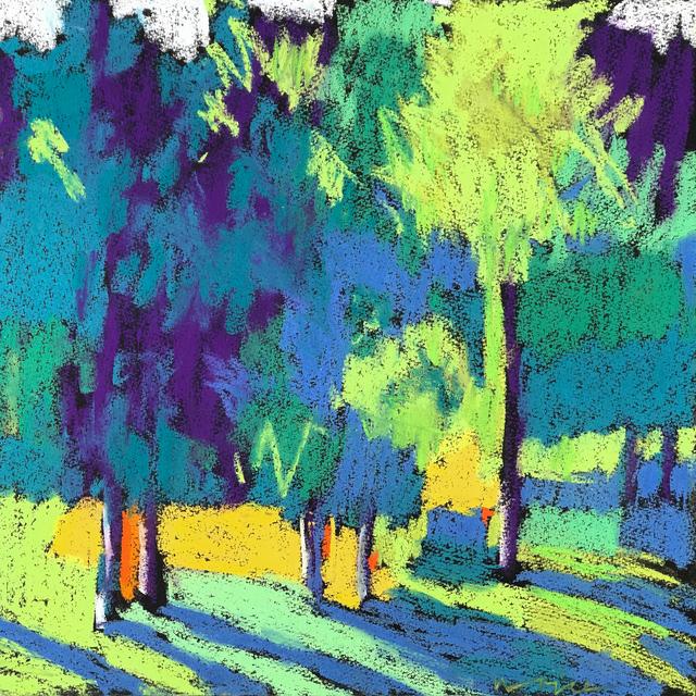 , 'Fir Grove,' 2019, Ventana Fine Art