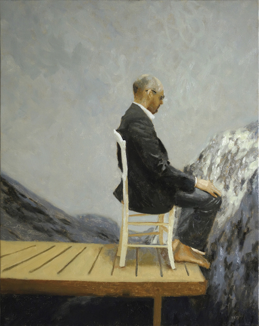 , 'El Alpinista,' , Galeria Contrast