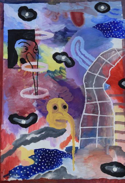 , 'Elias Njima - Untitled,' 2018, Galerie Ron Mandos