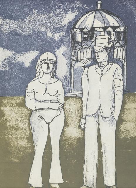 Franco Gentilini, 'Untitled', Hindman
