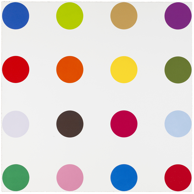 Damien Hirst, 'Cocarboxylase', 2010, Paragon