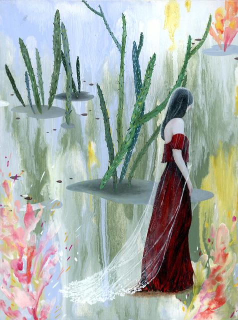 , 'Blooming,' 2017, Flower Pepper Gallery