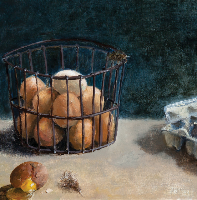 , 'Broken Egg,' , Dowling Walsh