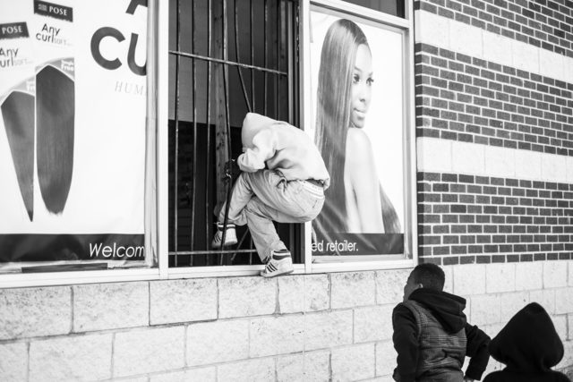 """, 'Untitled from """"A Beautiful Ghetto"""" series,' 2015, The Studio Museum in Harlem"""