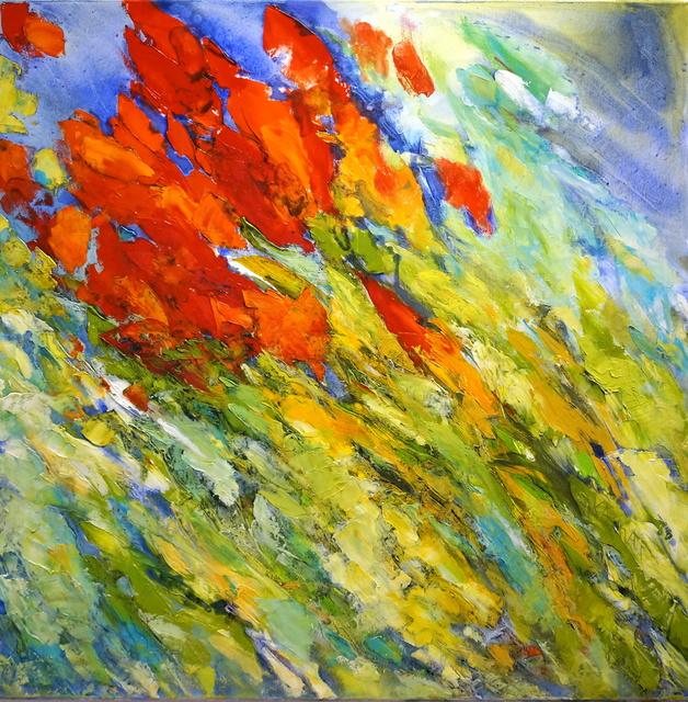 Rita Kashap, 'Im Wind ', 2016, Galerie Makowski