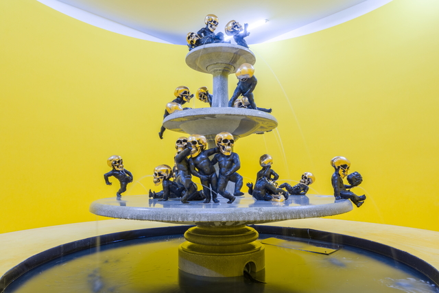 , 'Playground,' 2017, Museum Dhondt-Dhaenens