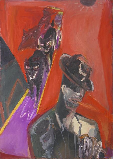 , 'Die wilden Jahre,' 1988, Galerie Tore Suessbier