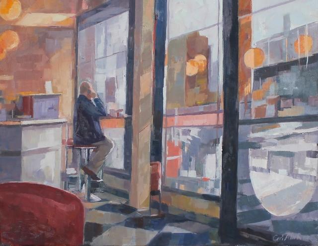, 'Diner,' , Castlegate House Gallery