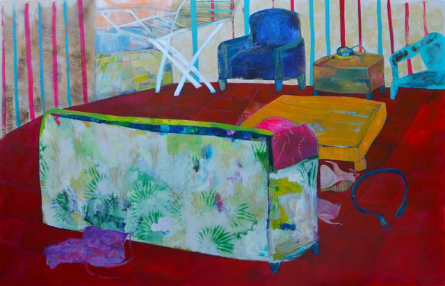 , 'Intimate Space #10,' 2015, Zawyeh Gallery