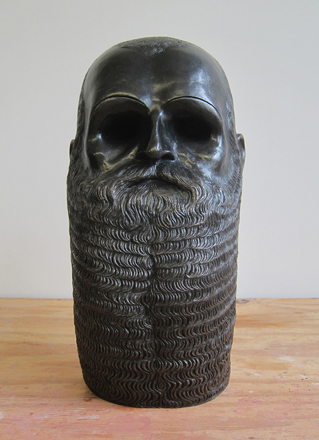 , 'Portrait of a Bearded Man,' 2014, REGINA REX