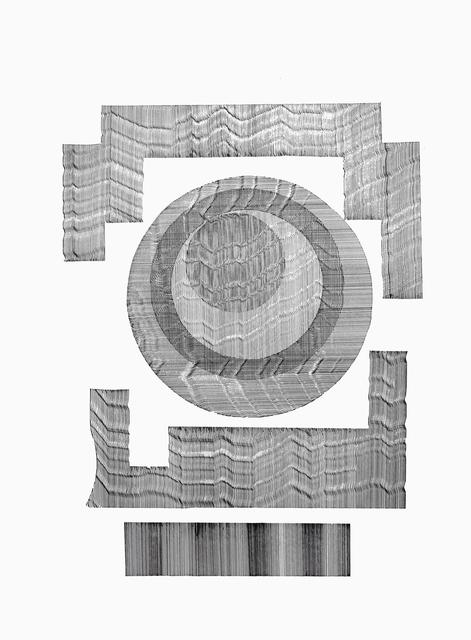 , 'Pickering's Harem #7,' 2018, Harlan Levey Projects