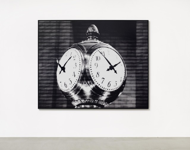 , 'New York Time,' 2010, Hirshhorn Museum and Sculpture Garden