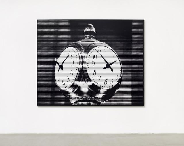 , 'New York Time,' 2010, Hirshhorn Museum and Sculpture Garden