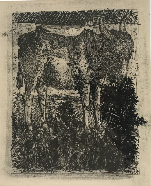 , 'L'Ane (The Donkey),' 1936, Les Yeux du Monde Gallery