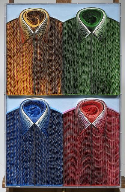 , 'Quatre chemises,' Undated, Opera Gallery