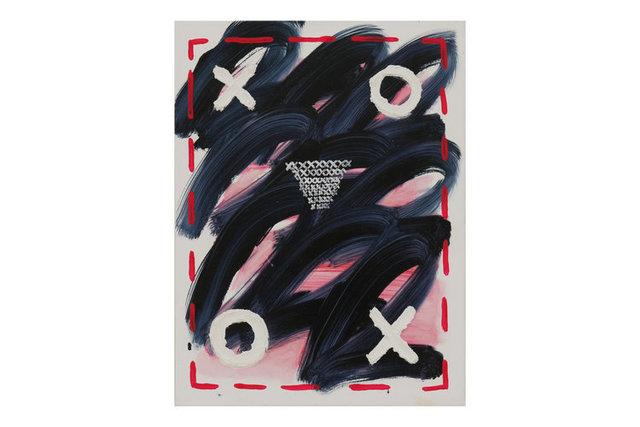 , 'xxoo,' 2016, C O U N T Y