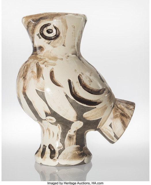 Pablo Picasso, 'Wood Owl', 1969, Heritage Auctions