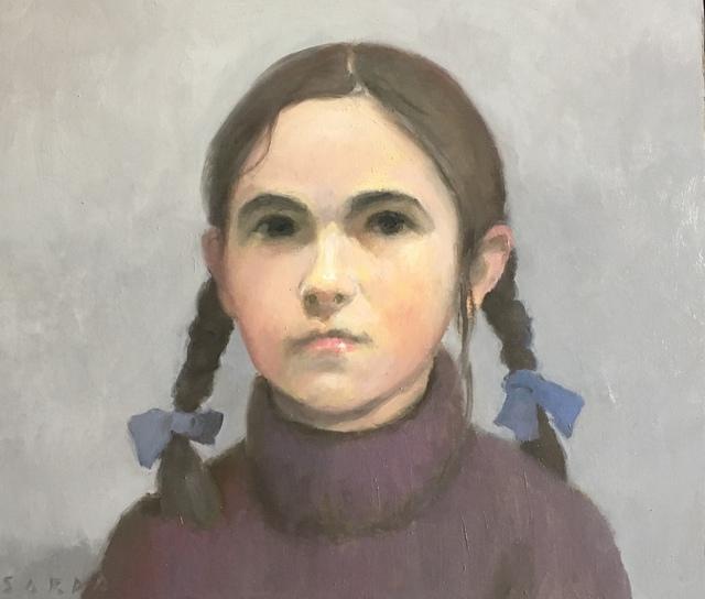 , 'Nena enfadada ,' 2017, Sala Parés