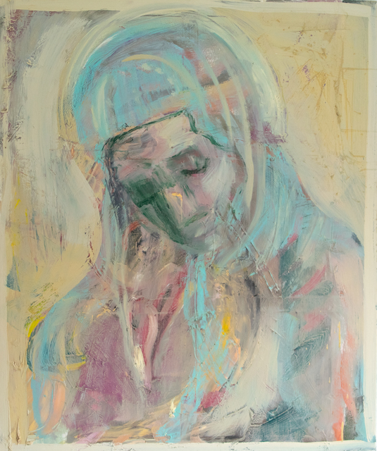 , 'Madonna,' 2018, Renaissance Art Gallery