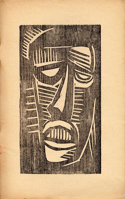 Karl Schmidt-Rottluff, 'Der Rote Hahn', 1918, Goldmark Gallery