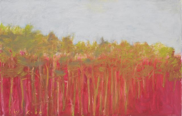 , 'Red Landscape,' 2009, Adelson Cavalier Galleries