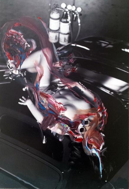 , 'Interferenze, Pinup Merkle V,' 2014, Martin Asbæk Gallery